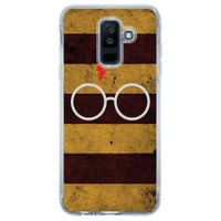 Capa Personalizada para Samsung Galaxy A6 Plus A605 Harry Potter - TV03
