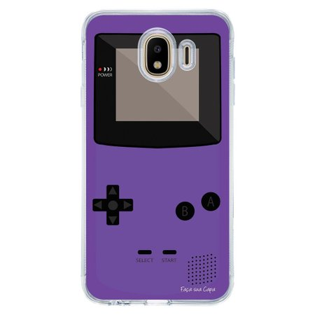 Capa Personalizada Samsung Galaxy J4 J400M Games - GA72