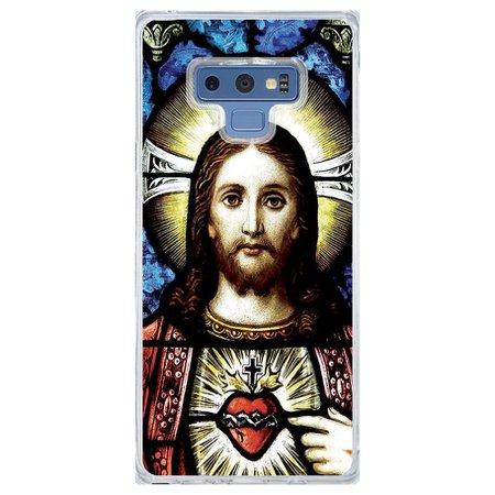 Capa Personalizada Samsung Galaxy Note 9 Religião - RE02