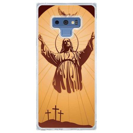 Capa Personalizada Samsung Galaxy Note 9 Religião - RE18