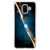 Capa Personalizada Samsung Galaxy A6 A600 Religião - RE13