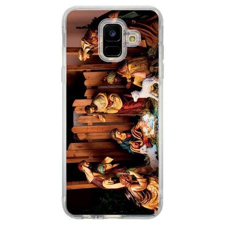 Capa Personalizada Samsung Galaxy A6 A600 Religião - RE10