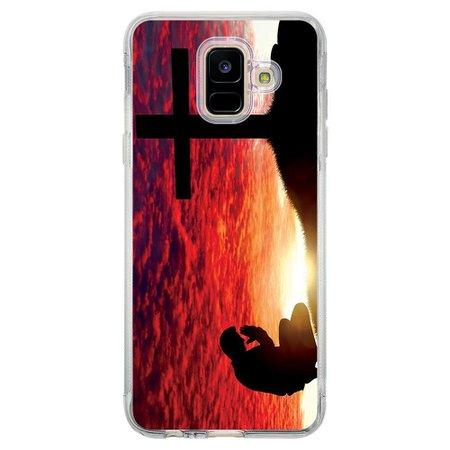 Capa Personalizada Samsung Galaxy A6 A600 Religião - RE12