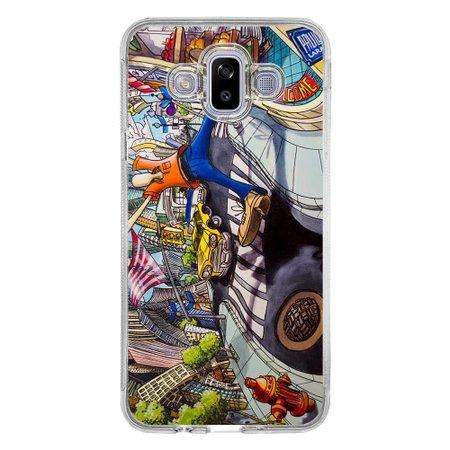 Capa Personalizada Samsung Galaxy J7 Duo Designer - DE27