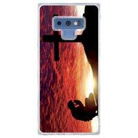 Capa Personalizada Samsung Galaxy Note 9 Religião - RE12