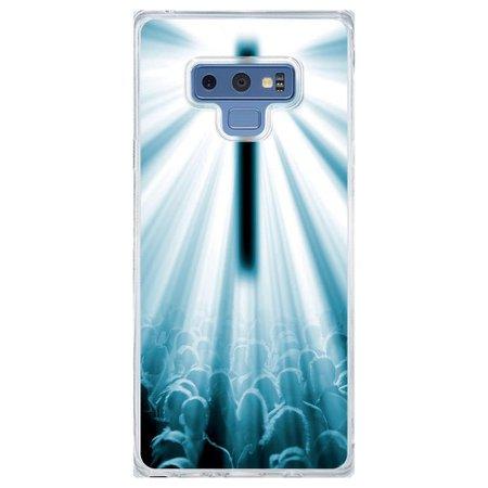 Capa Personalizada Samsung Galaxy Note 9 Religião - RE11