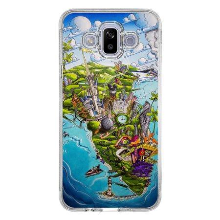 Capa Personalizada Samsung Galaxy J7 Duo Designer - DE29