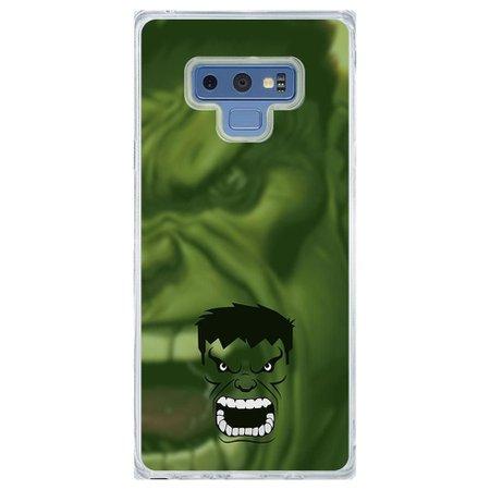 Capa Personalizada Samsung Galaxy Note 9 Super Heróis - SH05