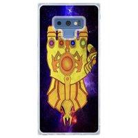 Capa Personalizada Samsung Galaxy Note 9 Super Heróis - SH13