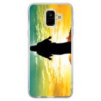 Capa Personalizada Samsung Galaxy A6 A600 Religião - RE05