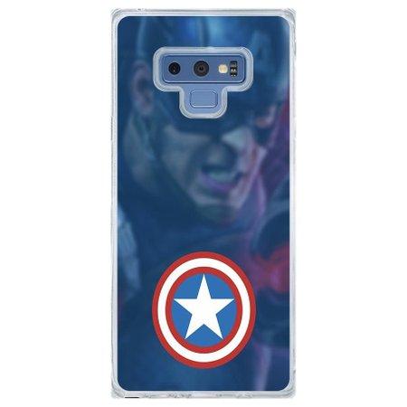 Capa Personalizada Samsung Galaxy Note 9 Super Heróis - SH01