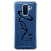 Capa Personalizada para Samsung Galaxy A6 Plus A605 Religião - TP349