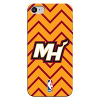 Capa de Celular NBA - Iphone 7 - Miami Heat - E16