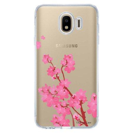 Capa Personalizada Samsung Galaxy J4 J400M Cerejeira - TP37