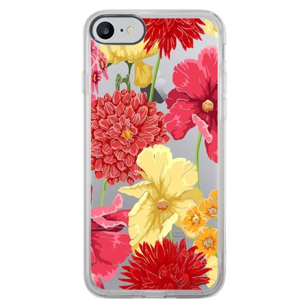 Capa Intelimix Intelislim Apple iPhone 7 Florais - TP35