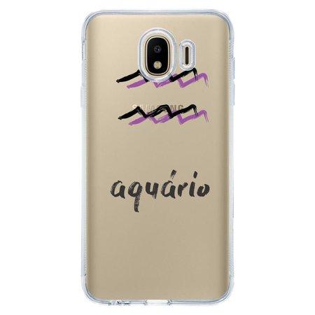 Capa Personalizada para Samsung Galaxy J4 J400M Signos - SN35