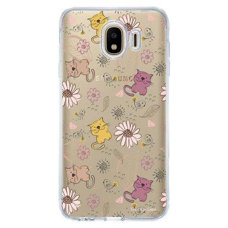 Capa Personalizada Samsung Galaxy J4 J400M Cute - TP11
