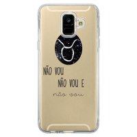 Capa Personalizada Samsung Galaxy A6 A600 Signos - SN14