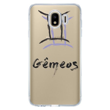 Capa Personalizada para Samsung Galaxy J4 J400M Signos - SN27