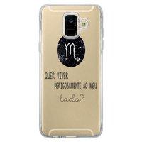 Capa Personalizada Samsung Galaxy A6 A600 Signos - SN20