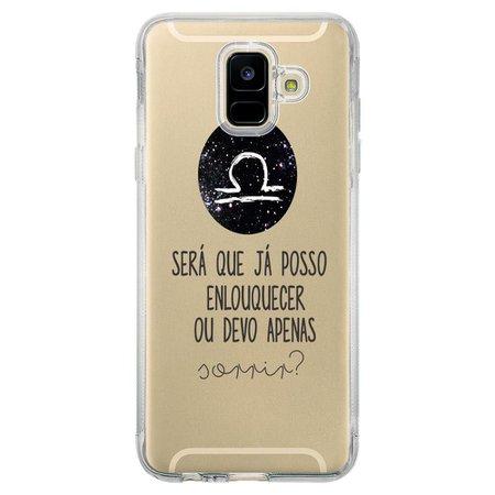 Capa Personalizada Samsung Galaxy A6 A600 Signos - SN19