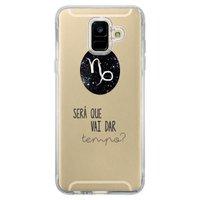 Capa Personalizada Samsung Galaxy A6 A600 Signos - SN22