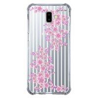 Capa Personalizada para Samsung Galaxy J6 Plus J610 Floral - FL27