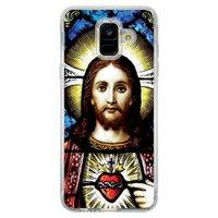 Capa Personalizada Samsung Galaxy A6 A600 Religião - RE02