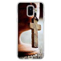 Capa Personalizada Samsung Galaxy A6 A600 Religião - RE03