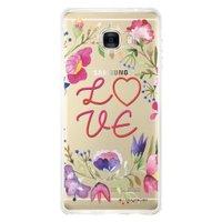 Capa Personalizada para Samsung Galaxy C7 C700 Love - TP156