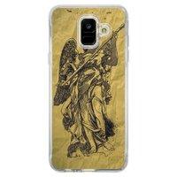 Capa Personalizada Samsung Galaxy A6 A600 Religião - RE01