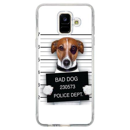 Capa Personalizada Samsung Galaxy A6 A600 Pets - PE28