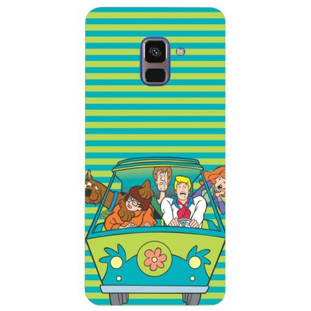 Capa Personalizada para Samsung Galaxy A8 2018 Plus - Nostalgia - NT73
