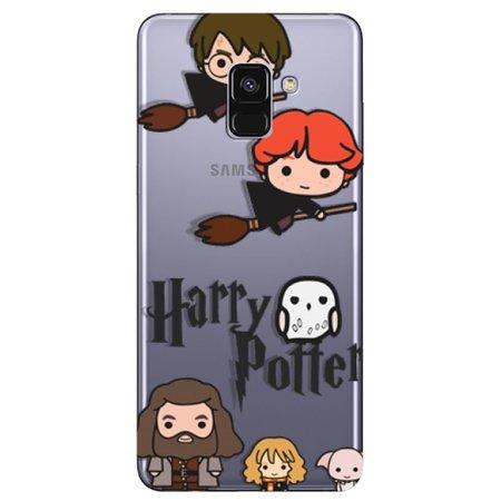 Capa Personalizada para Samsung Galaxy A8 2018 Plus - Harry Potter - HP08