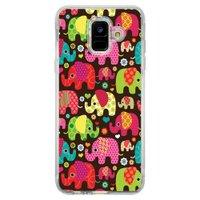 Capa Personalizada Samsung Galaxy A6 A600 Pets - PE01