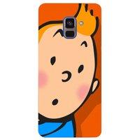 Capa Personalizada para Samsung Galaxy A8 2018 Plus - Nostalgia - NT80