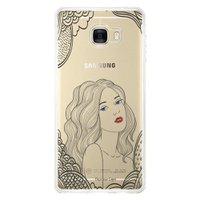Capa Personalizada para Samsung Galaxy C7 C700 Style - TP266