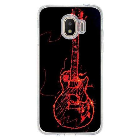 Capa Personalizada para Samsung Galaxy J2 Pro J250 Música - MU11