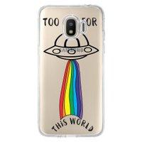 Capa Personalizada para Samsung Galaxy J2 Pro J250 LGBT - LB29