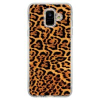 Capa Personalizada Samsung Galaxy A6 A600 Animal Print - TX65