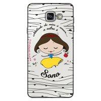 Capa Personalizada para Samsung Galaxy A9 A910 Princesa Branca de Neve - TP101