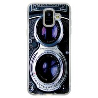 Capa Personalizada Samsung Galaxy A6 A600 Câmera - TX56