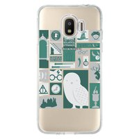 Capa Personalizada para Samsung Galaxy J2 Pro J250 Harry Potter - HP04