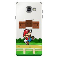 Capa Personalizada para Samsung Galaxy A9 A910 Super Mario - TP123