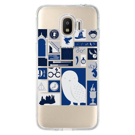 Capa Personalizada para Samsung Galaxy J2 Pro J250 Harry Potter - HP01