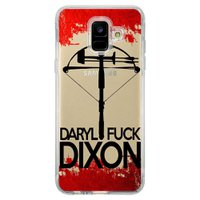 Capa Personalizada para Samsung Galaxy A6 A600 The Walking Dead - TV99
