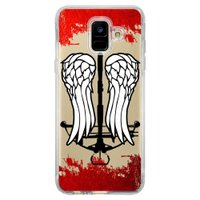 Capa Personalizada para Samsung Galaxy A6 A600 The Walking Dead - TV98