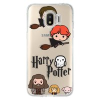 Capa Personalizada para Samsung Galaxy J2 Pro J250 Harry Potter - HP08
