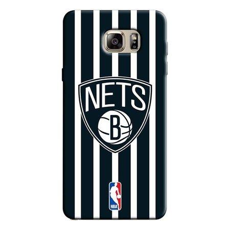 Capa de Celular NBA - Samsung Galaxy Note 5 - Brooklyn Nets - E26