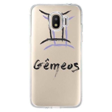 Capa Personalizada para Samsung Galaxy J2 Pro J250 Signos - SN27